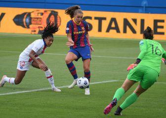 Barcelona - PSG en directo: Champions League Femenina, en vivo 1