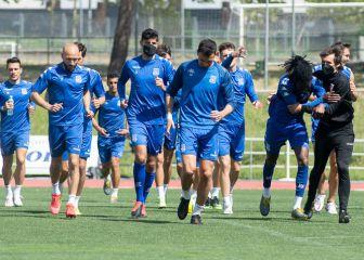 El Alcorcón quiere un punto y aparte venciendo a Las Palmas