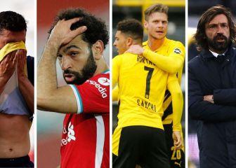 Así está la lucha por la Champions League en las cinco grandes ligas 1
