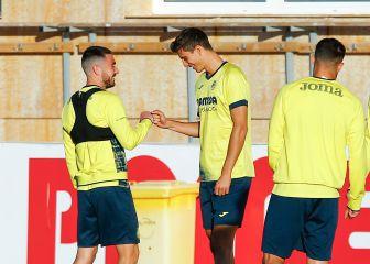 El Villarreal golea al United en canteranos