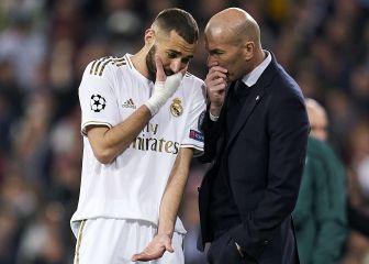 «Zidane no va a irse»