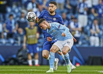 M.City-Chelsea en imágenes 1