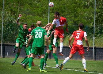 Tercera División Grupo 5; semifinales playoff ascenso a Segunda RFEF 1
