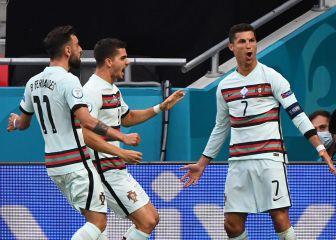 Portugal-Alemania: horario, TV y dónde ver la Eurocopa hoy en directo online