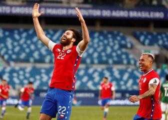 Chile supera a Bolivia