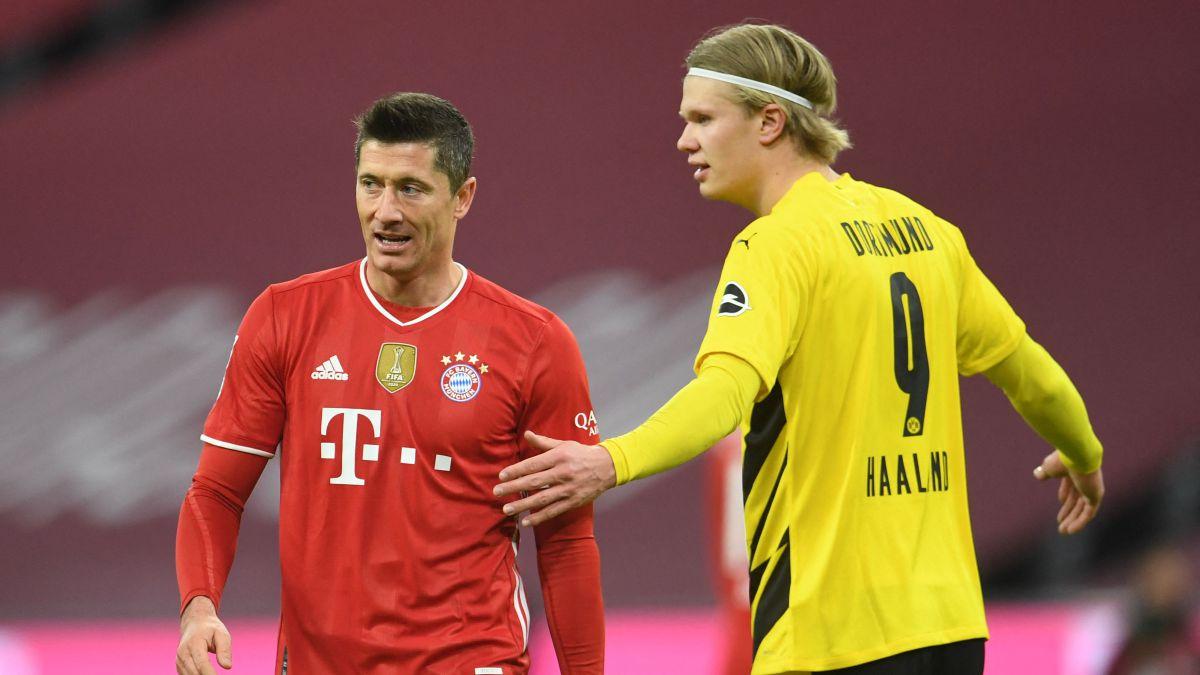 Volleyball-at-Bayern-for-Haaland