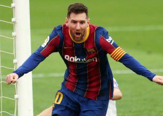 Messi ya no es del Barça