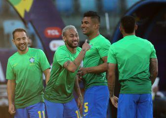 Ahora sí, comienza la Copa América para Brasil