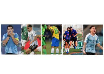 Un Atlético con poco brillo en la Copa América: se salva Correa…