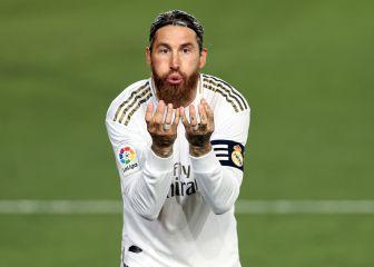 Ramos parte el vestuario del PSG