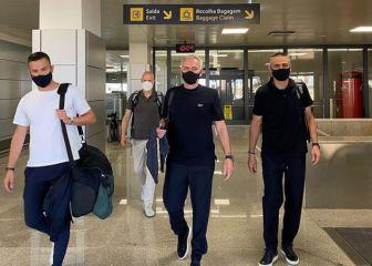Mourinho vuela a Roma con el dueño del club de 'chófer' para hacer la cuarentena