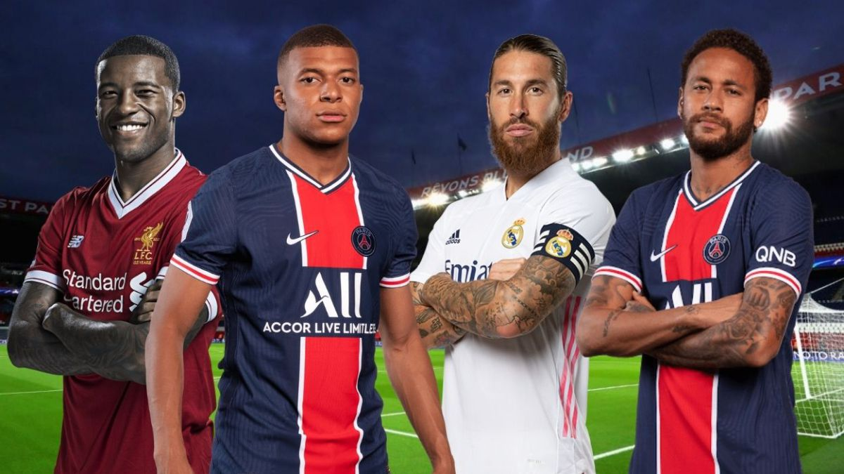 PSG's-dream-eleven-with-the-arrival-of-Sergio-Ramos