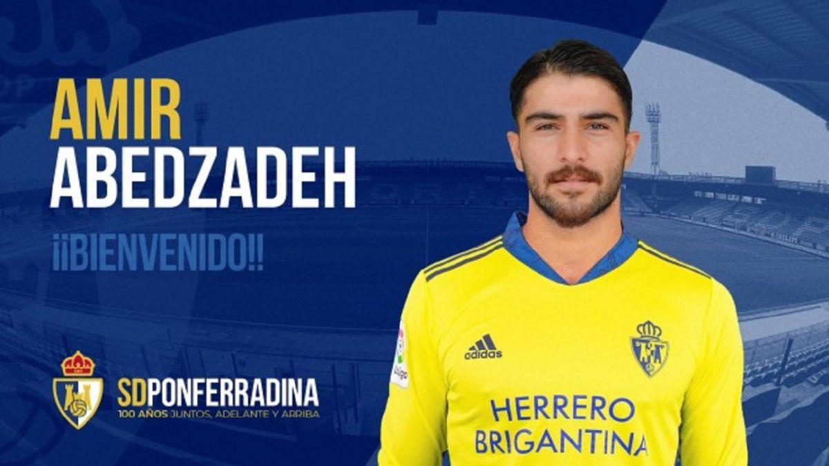 Seventh-signing-in-eight-days:-goalkeeper-Amir-Abedzadeh