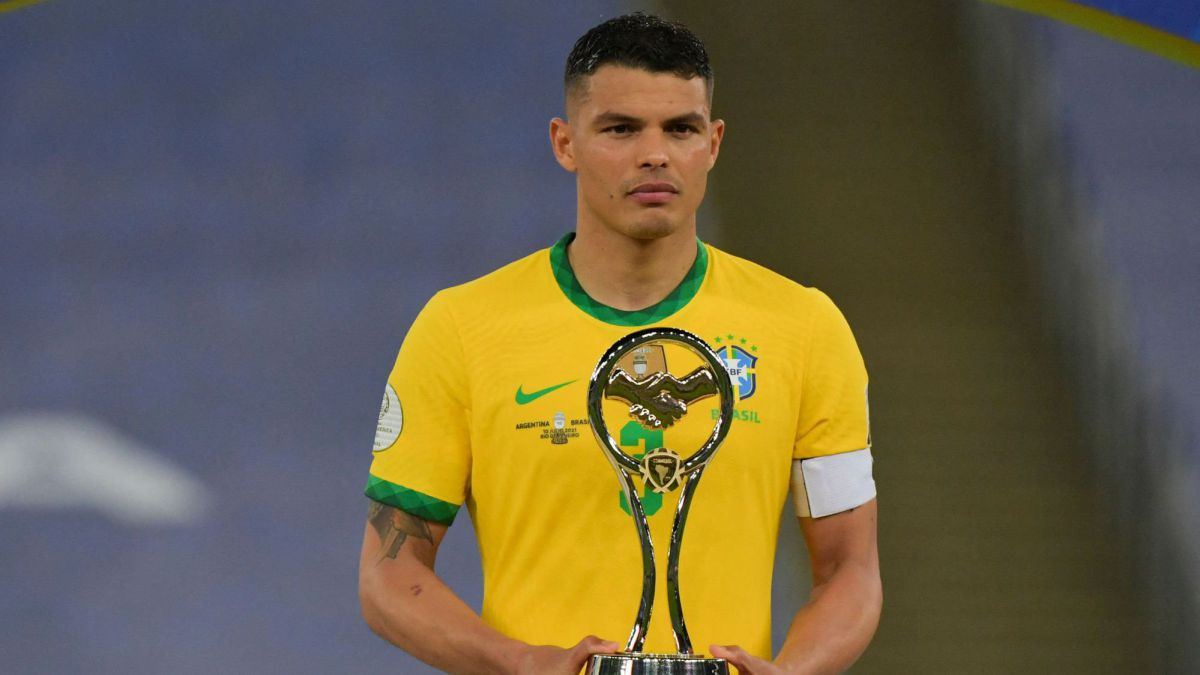 """Thiago-Silva-against-Brazilian-fans:-""""They-will-be-happy!-Don't-come-as-friends-..."""""""