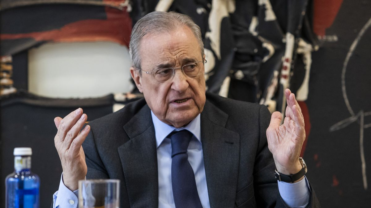 """Florentino-in-2006:-""""Casillas-and-Raúl-are-two-big-scams"""""""