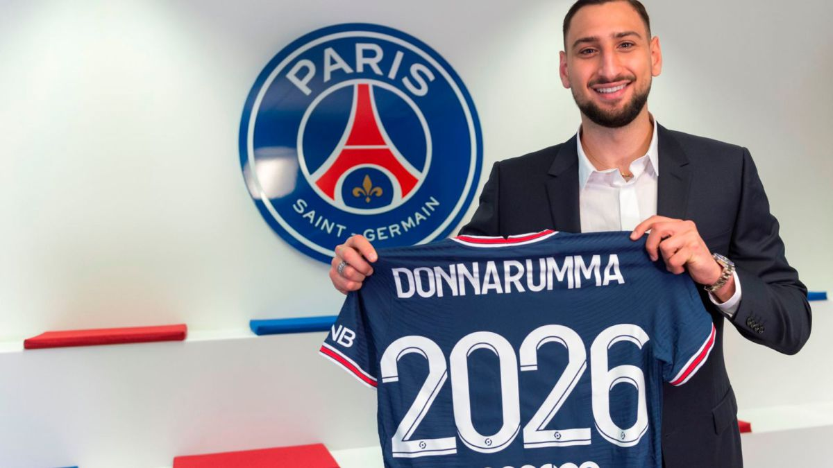 Another-super-signing-for-PSG:-the-acclaimed-Donnarumma