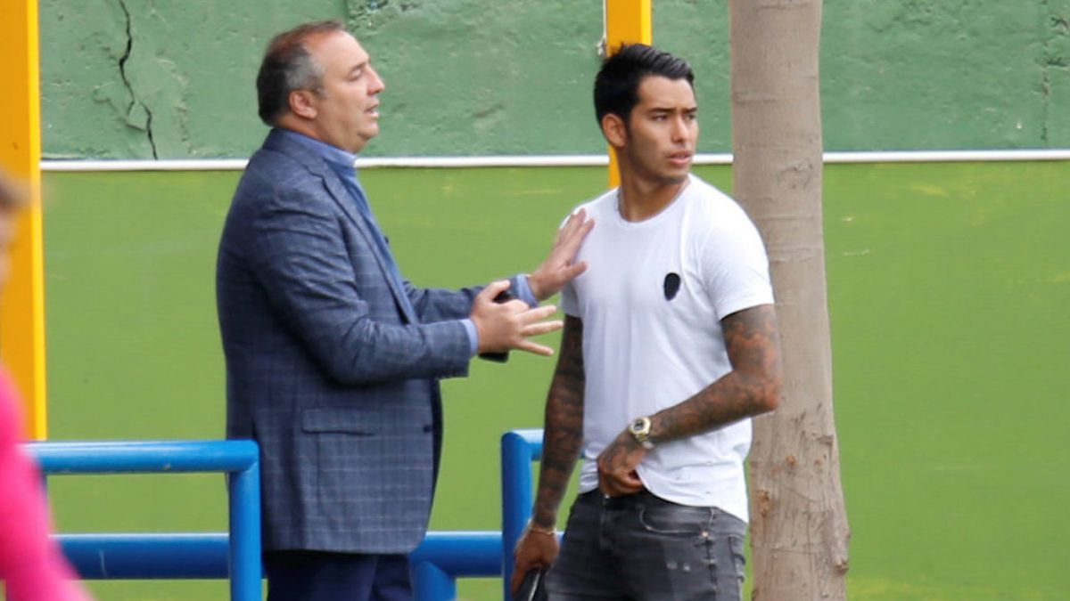 Araujo-heads-to-Greece-and-Jesé-exercises-alone