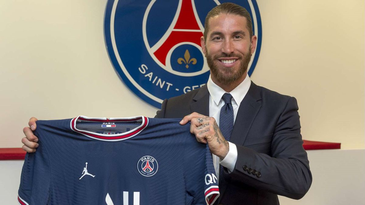 The-day-of-Ramos'-debut-with-PSG-is-already-known