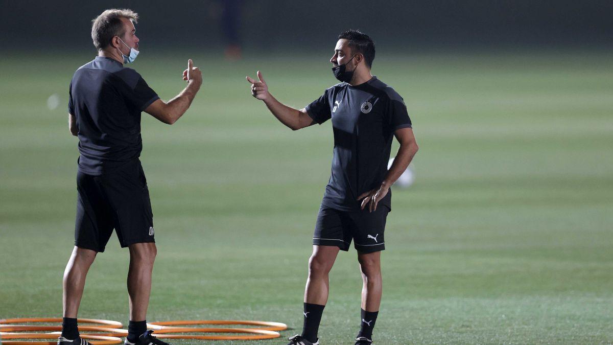 Xavi's-Al-Sadd-will-play-two-friendlies-in-Catalonia