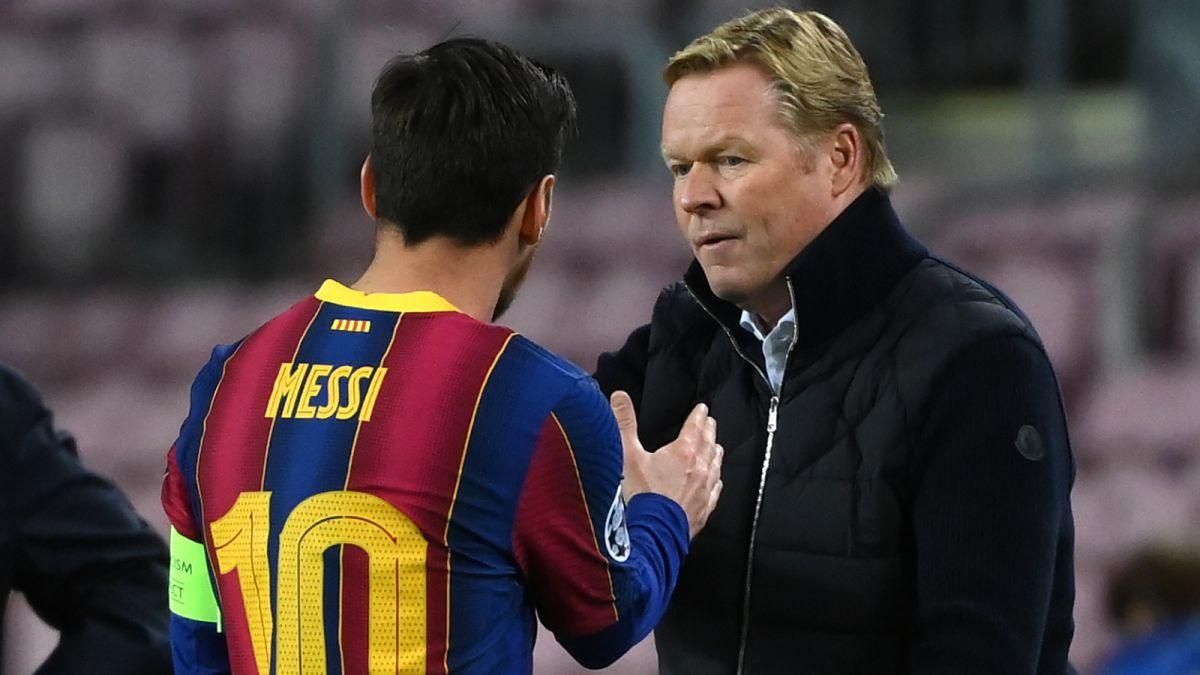 Koeman-draws-conclusions:-Messi-Pedri-signings-veterans-...