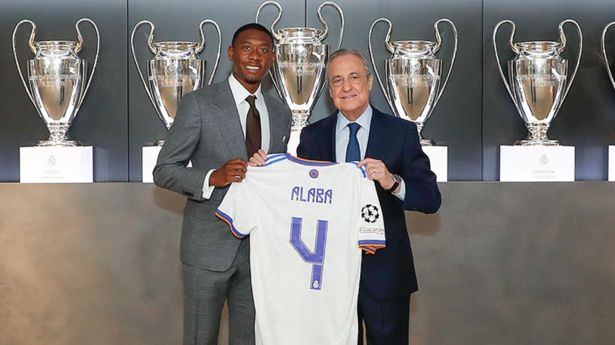 """""""I-would-have-loved-to-play-with-Sergio-Ramos-..."""""""