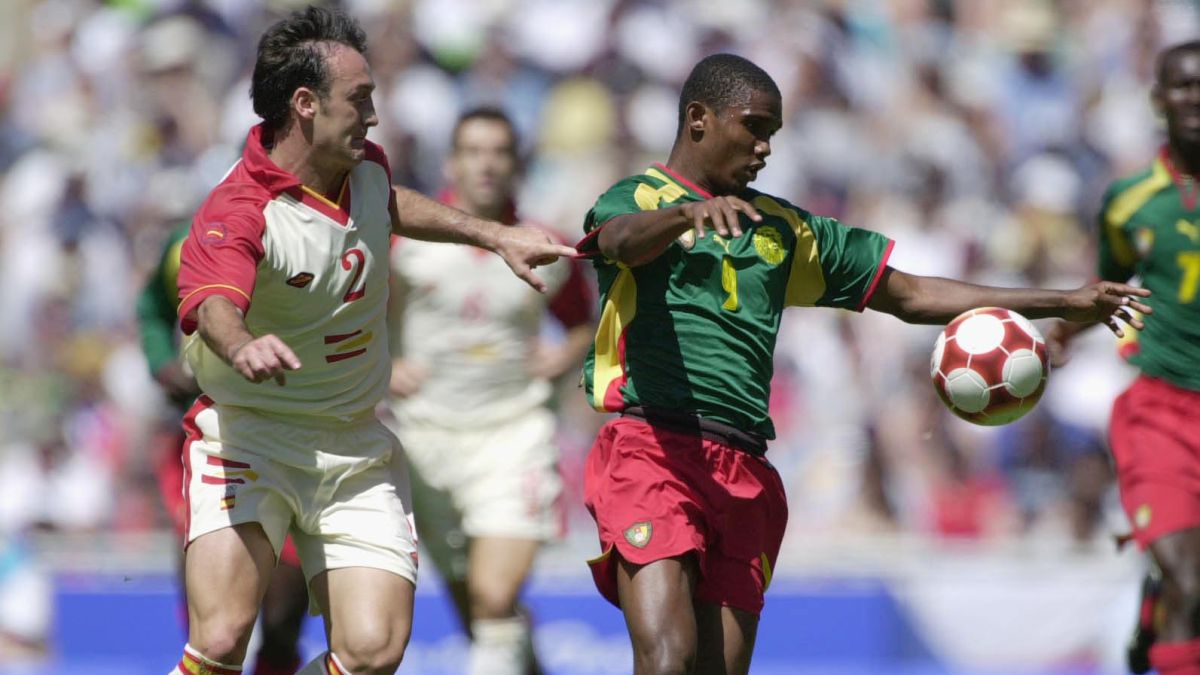 """Samuel-Eto'o:-""""Winning-the-first-Olympic-gold-for-Cameroon-was-unforgettable"""""""