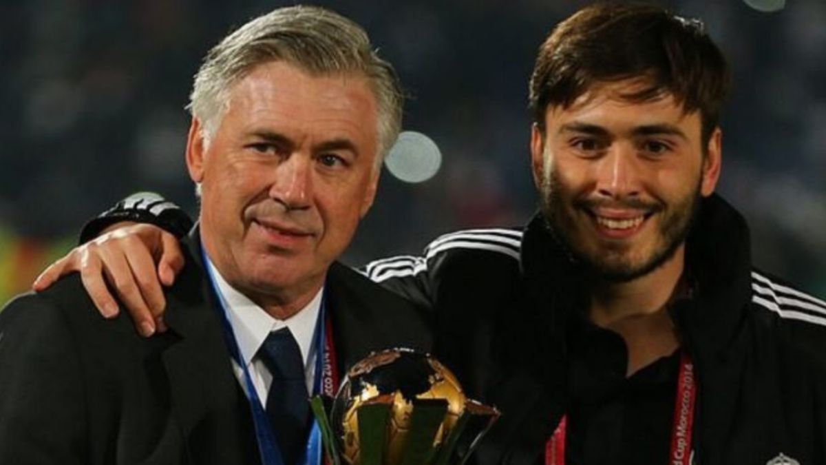 """Davide-Ancelotti:-""""My-job-is-to-question-my-father"""""""