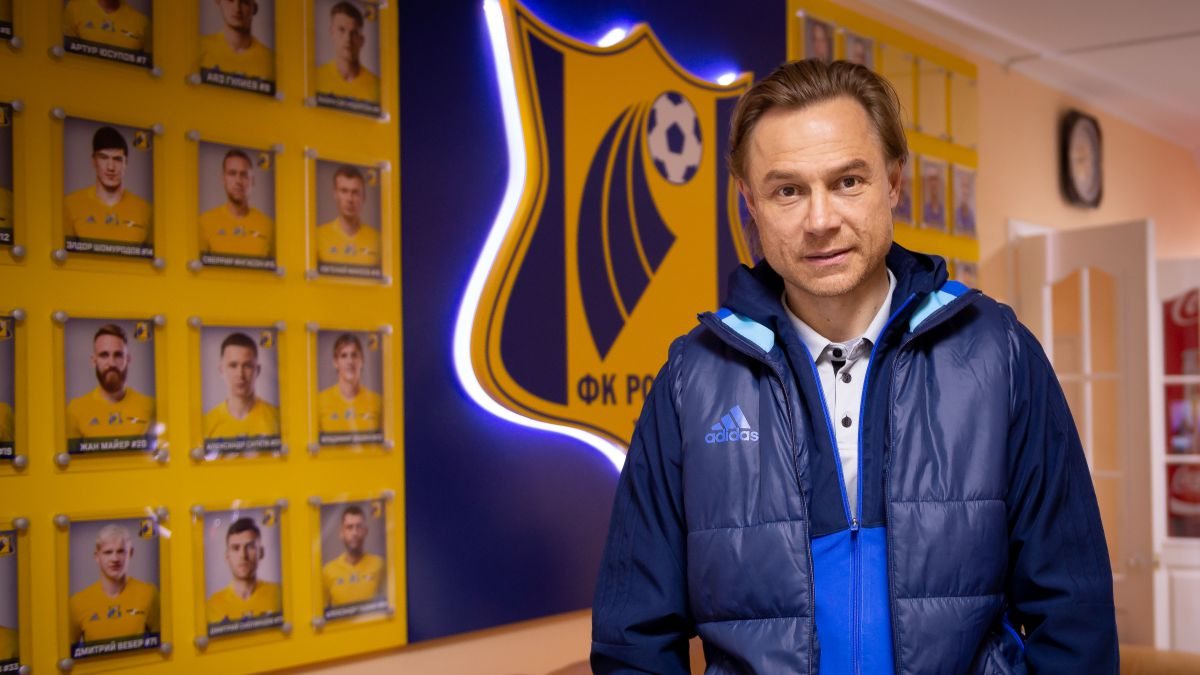 Karpin-new-Russian-coach