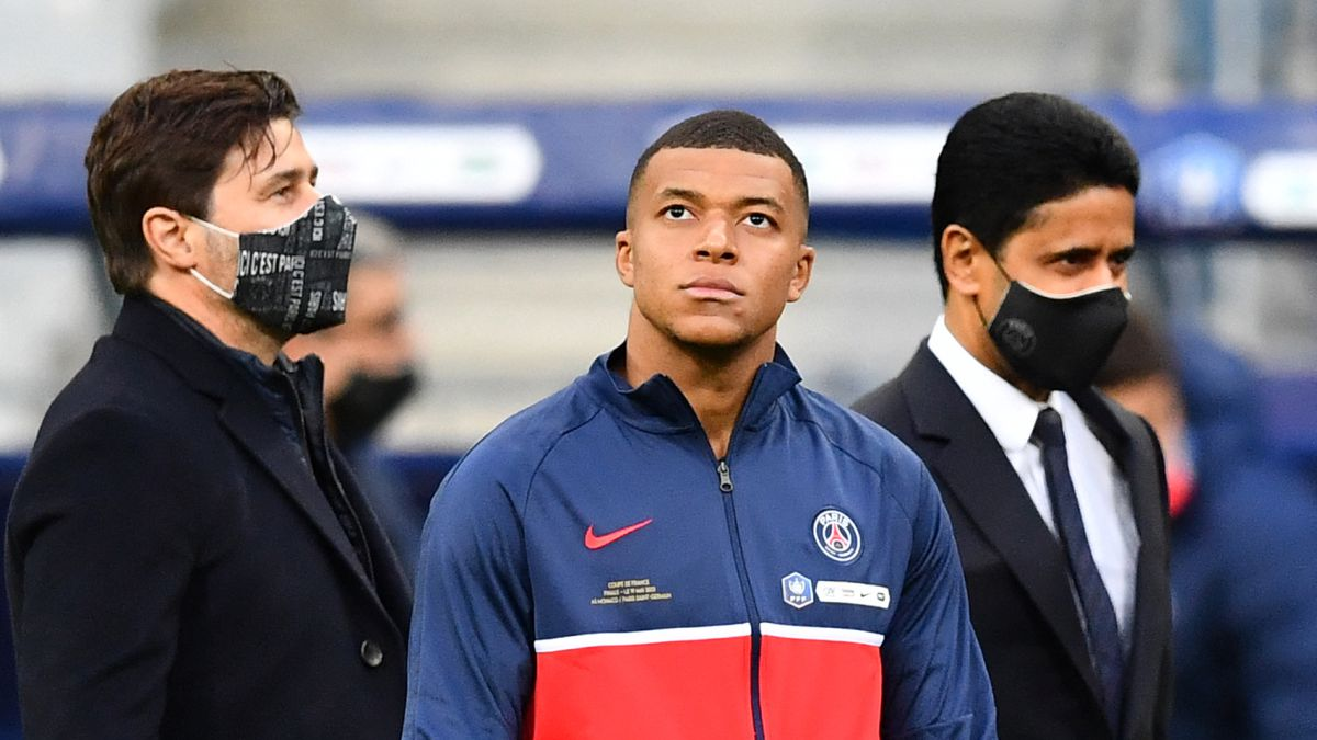 Mbappé-tells-Pochettino-that-he-will-not-renew-with-PSG