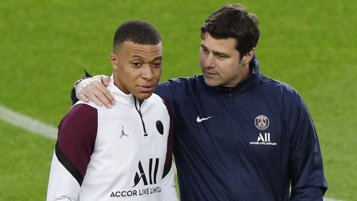 Pochettino-speaks-openly-if-he-will-renew-Mbappé-if-it-will-be-free-...