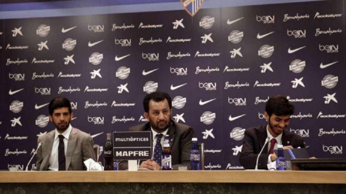 Al-Thani-says-he-rejected-a-450-million-euro-offer-for-Málaga