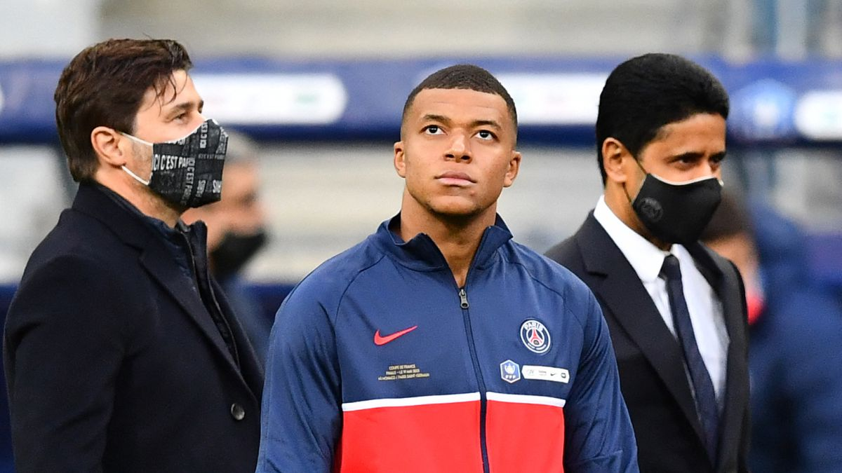 Mbappé's-interview-annoys-the-player's-environment