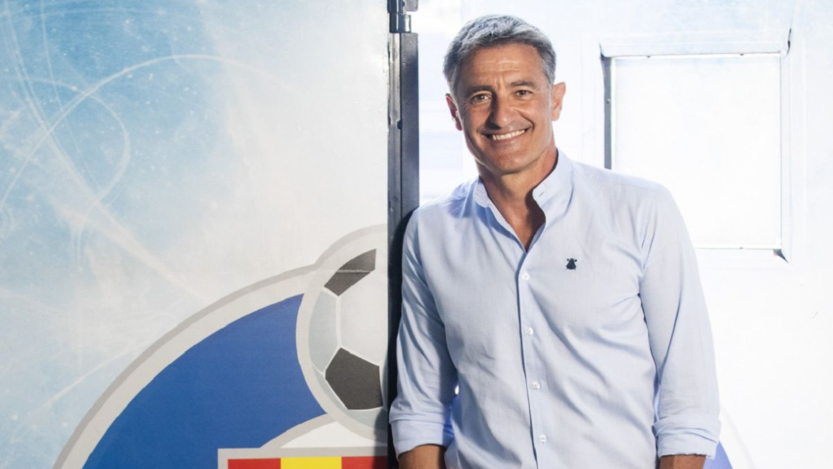 """Míchel:-""""You-are-the-best-squad-in-the-history-of-Getafe"""""""
