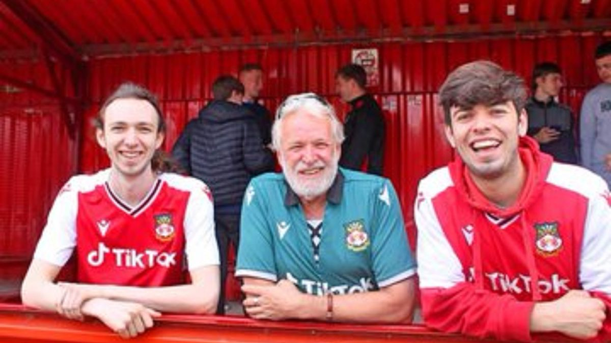Wrexham-AFC-the-English-fifth-division-team-sponsored-by-TikTok