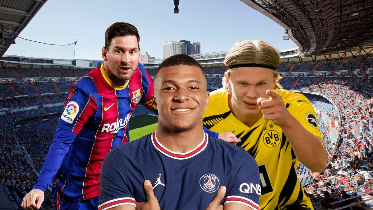 LaLiga's-pitch-brings-Messi-Mbappé-and-Haaland-closer