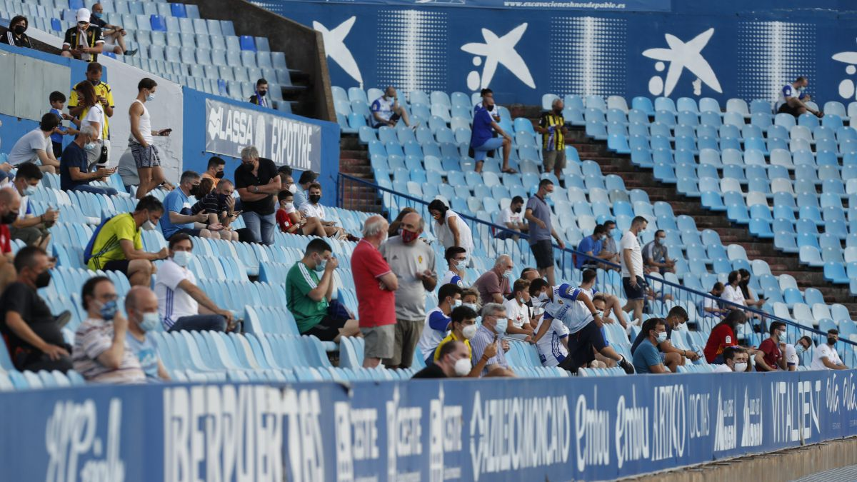 Real-Zaragoza-shows-its-disagreement-with-the-measures-imposed-by-Health