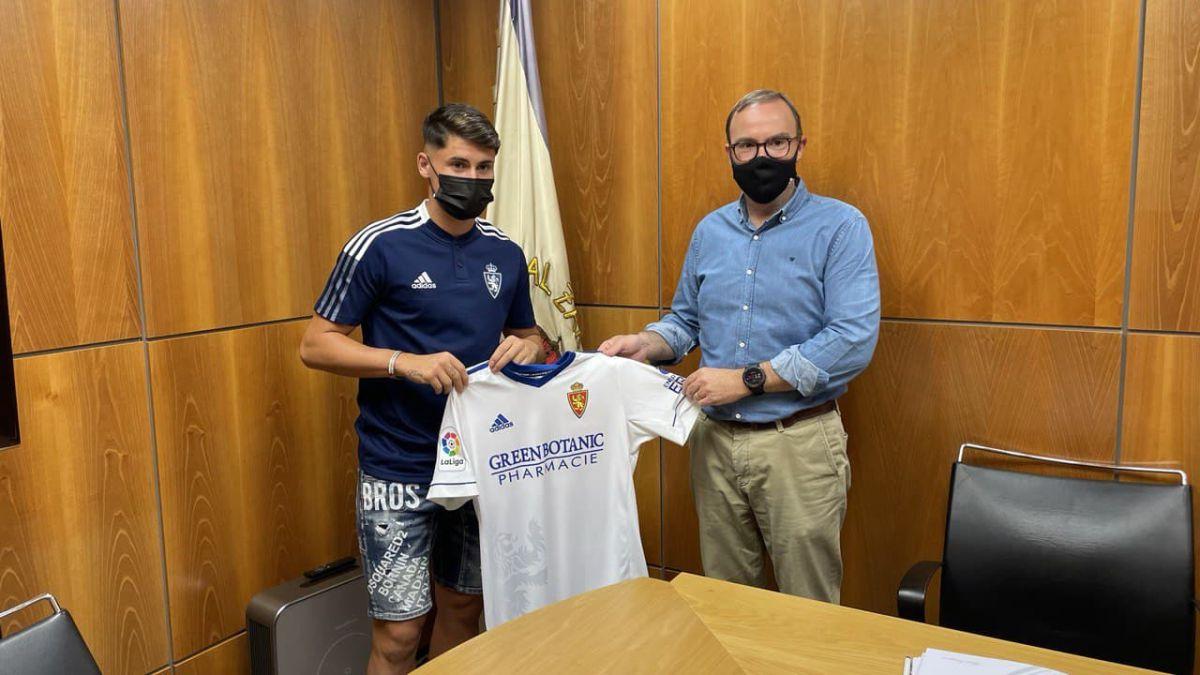Official:-Borja-Sainz-second-reinforcement-of-Real-Zaragoza
