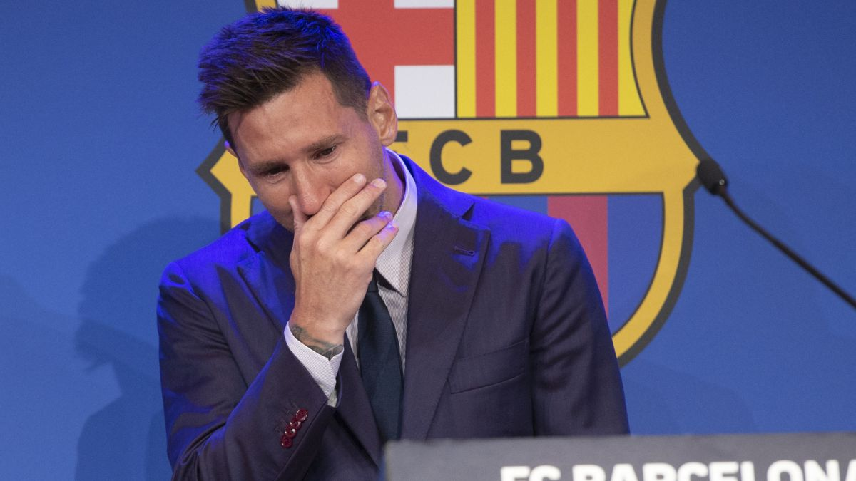 """Brutal-criticism-of-Laporta's-first-resignation:-""""There-was-no-will-for-Messi-to-continue"""""""