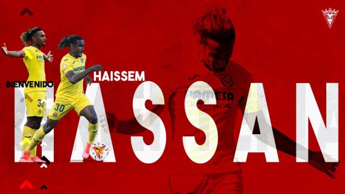 Mirandés-and-Villarreal-close-Hassan's-loan-to-the-rojillo-team