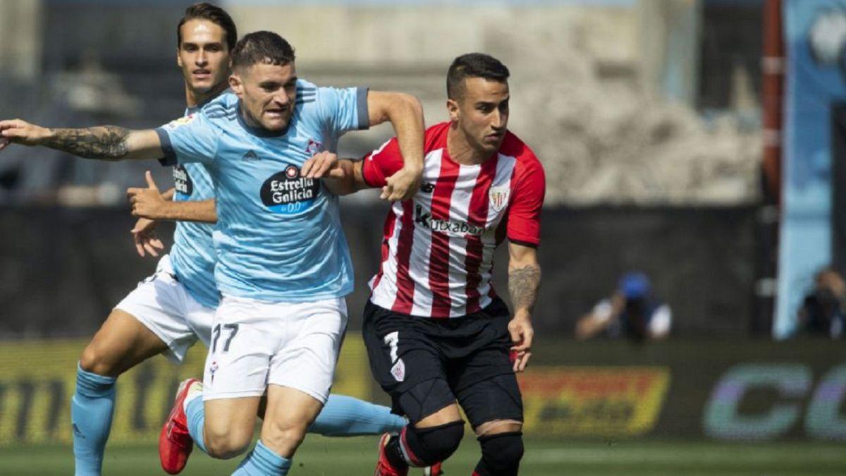 Rest-in-Balaídos:-Celta-sends-against-Athletic-without-success