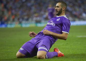 ¡El Madrid vuelve al morado!