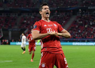 Los informes de Lewandowski son una garantía para el Madrid