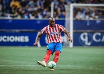 El Sporting gana a pesar de un Dani Jiménez heróico