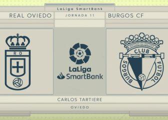 El Burgos castiga al Oviedo