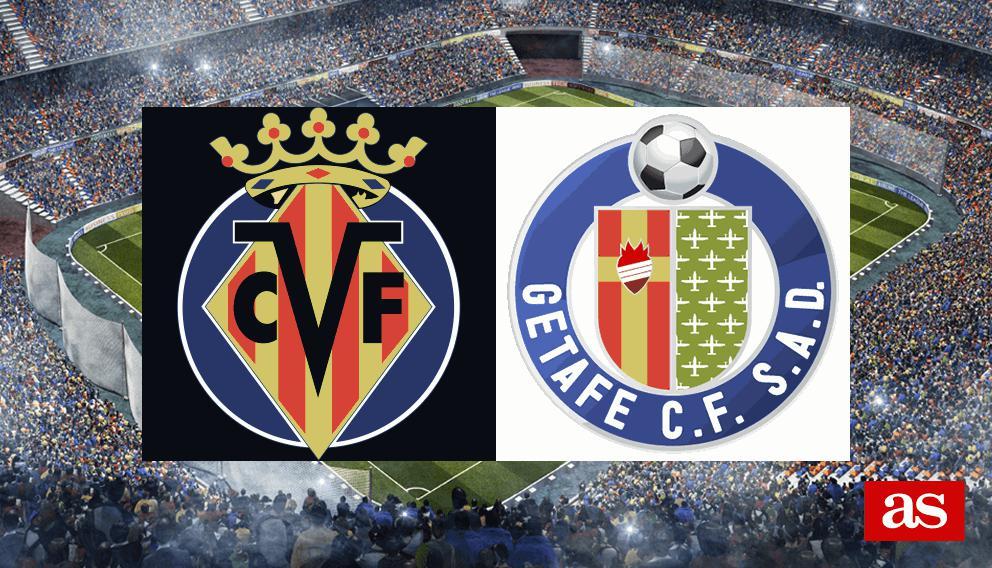 Image result for Villarreal vs Getafe