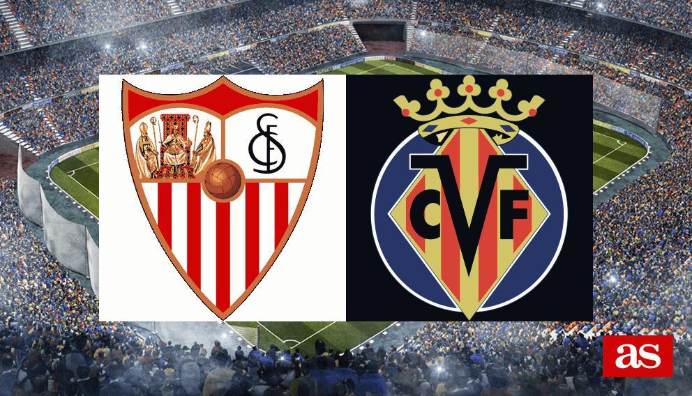 Sevilla vs Villarreal Full Match – La Liga 2020/21