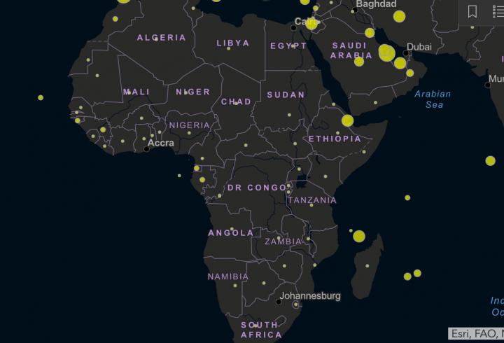 Coronavirus Africa Summary Cases Deaths And News 4 July As Com
