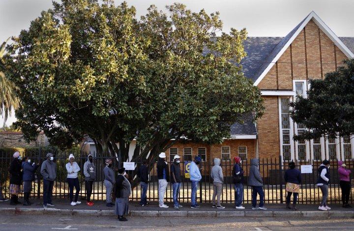 South Africa feeding scheme Johannesburg