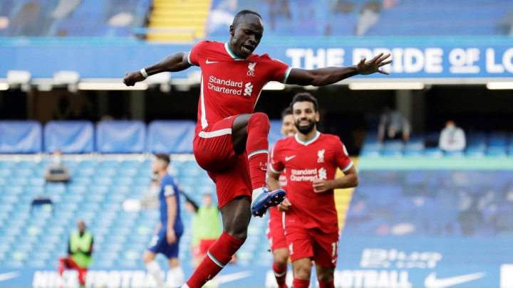 Chelsea 0-2 Liverpool: Klopp's men too good for 10-man Chelsea - AS.com