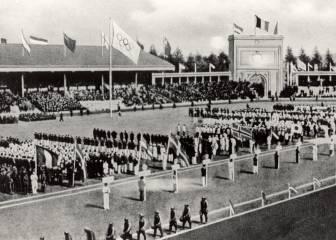 Amberes 1920: los juegos de la paz